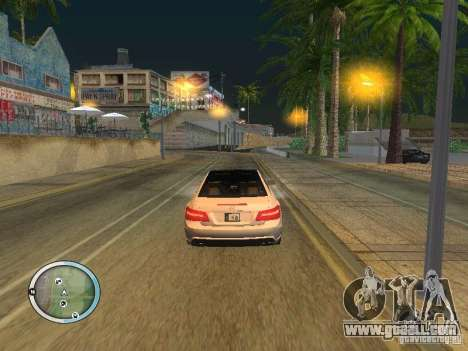 NEW GTA IV HUD 3 for GTA San Andreas forth screenshot
