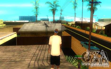 New textures of El Corona for GTA San Andreas second screenshot