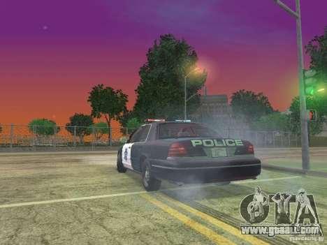 LowEND PCs ENB Config for GTA San Andreas second screenshot