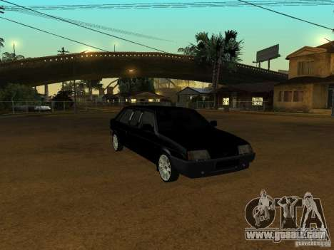 VAZ 21099 Limousine for GTA San Andreas