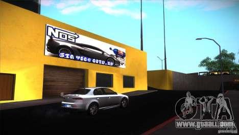 San Fierro Upgrade for GTA San Andreas seventh screenshot