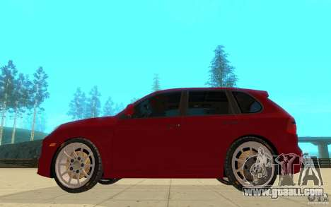 Wheel Mod Paket for GTA San Andreas eighth screenshot