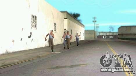 Banda Sholos from gta vcs for GTA Vice City