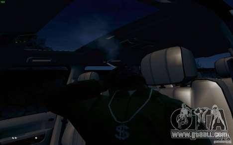 Realistic cigarette for GTA San Andreas sixth screenshot
