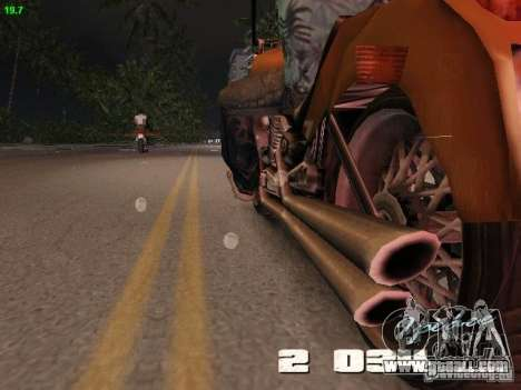 Camera Hack 2.9 for GTA Vice City fifth screenshot