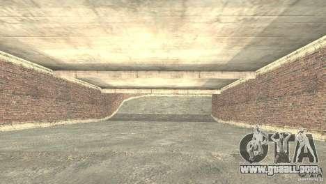 San Fierro Police Station 1.0 for GTA San Andreas third screenshot