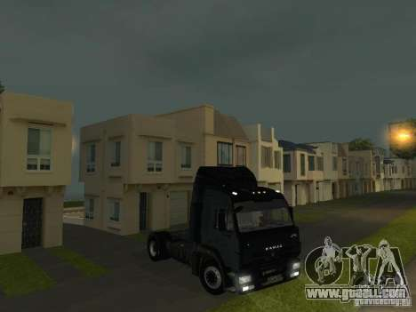 KAMAZ 1840 v2.0 for GTA San Andreas