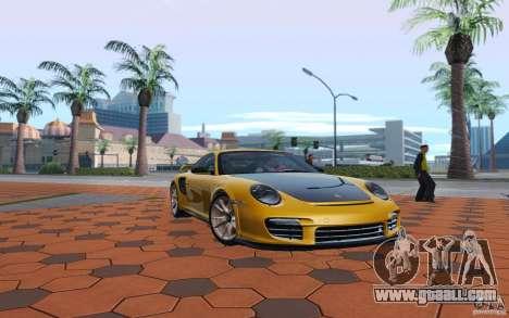 Advanced Graphic Mod 1.0 for GTA San Andreas third screenshot