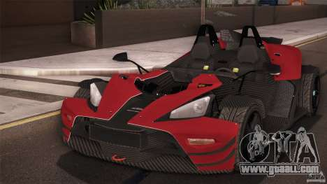 KTM-X-Bow for GTA San Andreas right view