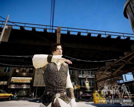 Assasins Creed 2 Young Ezio for GTA 4 second screenshot