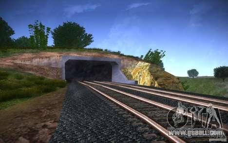 HD Rails v 2.0 Final for GTA San Andreas fifth screenshot