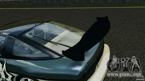 Nissan 240SX Time Attack for GTA 4 engine