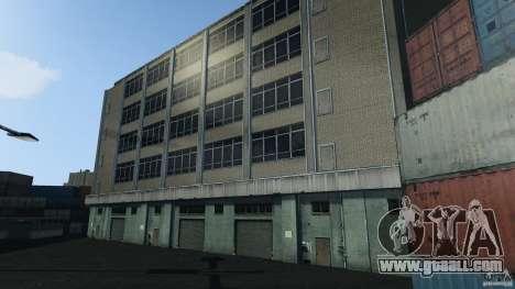 Tokyo Docks Drift for GTA 4 tenth screenshot