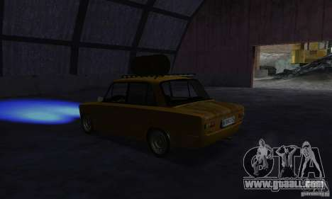 VAZ 2101 RAT LOOK for GTA San Andreas right view