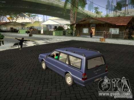 Daewoo FSO Polonez Kombi 1.6 2000 for GTA San Andreas left view