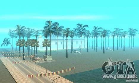 Island of Dreams V1 for GTA San Andreas