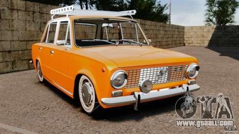 Vaz-2101 Resto for GTA 4