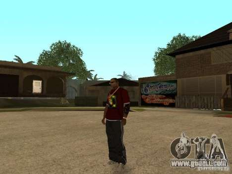 Mike Windows for GTA San Andreas forth screenshot