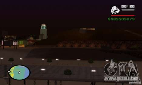 0.075 ENBSeries (just water) for GTA San Andreas fifth screenshot