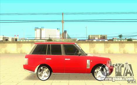 Arfy Wheel Pack 2 for GTA San Andreas fifth screenshot