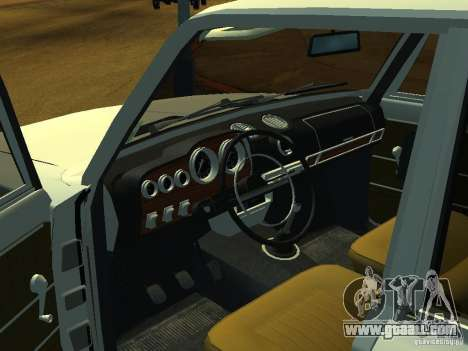 VAZ 2106 Touring for GTA San Andreas back view