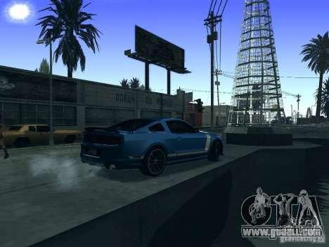 ENB Series By Raff-4 for GTA San Andreas forth screenshot