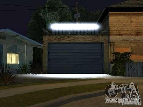 The New Grove Street for GTA San Andreas fifth screenshot