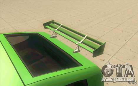 Mad Drivers New Tuning Parts for GTA San Andreas