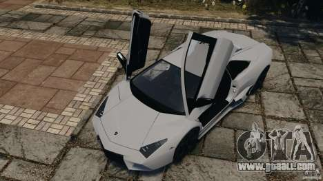 Lamborghini Reventon 2008 v1.0 [EPM] for GTA 4 bottom view