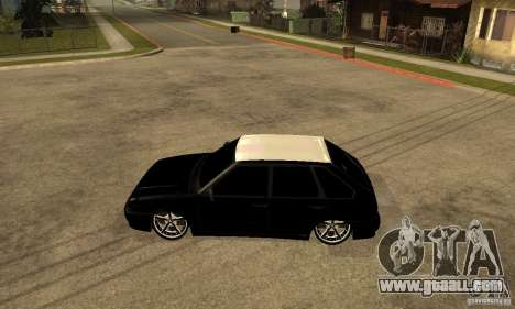 Lada ВАЗ 2114 LT for GTA San Andreas left view