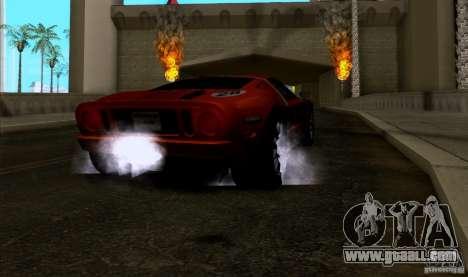 ENBseries by HunterBoobs v1.1 for GTA San Andreas forth screenshot