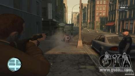 Contagium v1.2b for GTA 4 third screenshot