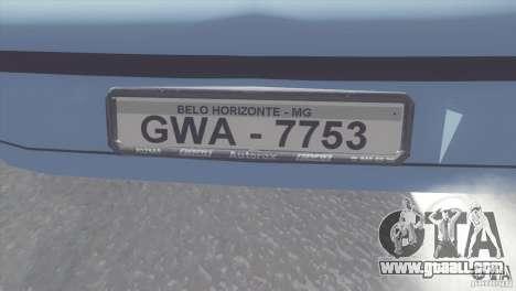 Fiat Brava HGT for GTA San Andreas right view