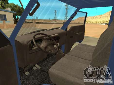 Hyundai Porter for GTA San Andreas right view