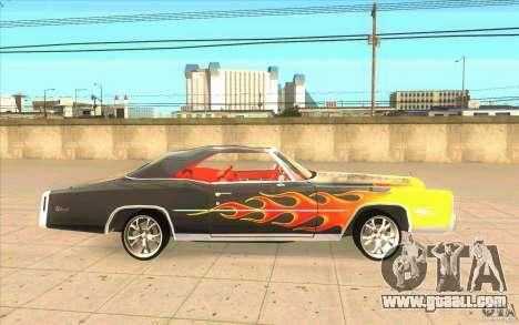 Arfy Wheel Pack 2 for GTA San Andreas eleventh screenshot