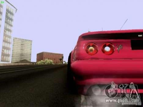 Lotus Esprit V8 for GTA San Andreas right view