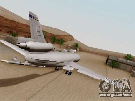 McDonell Douglas KC-10A Extender for GTA San Andreas right view