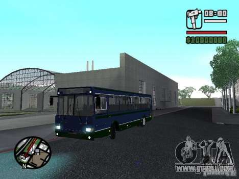 LIAZ 5256.25-II for GTA San Andreas