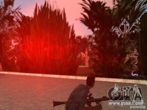 Superior Park National Weapons for GTA Vice City fifth screenshot