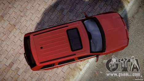 Jeep Grand Cherokee for GTA 4 right view