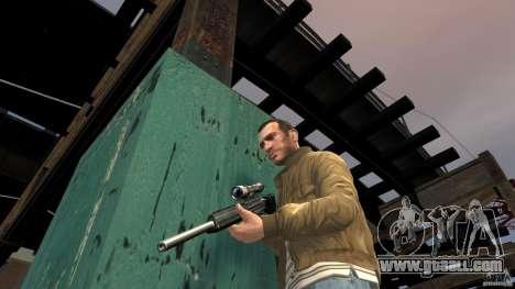 PSG1 (Heckler & Koch) for GTA 4 forth screenshot