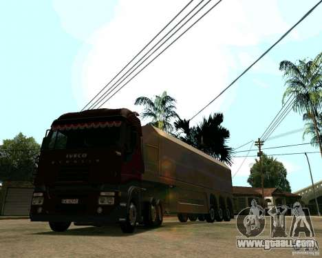 Iveco Stralis for GTA San Andreas