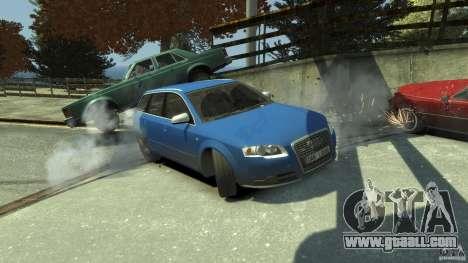 Audi S4 Avant for GTA 4 engine