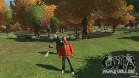 Beautiful Vegetation for GTA 4 second screenshot