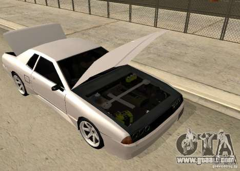 Elegy MIX v2 for GTA San Andreas right view