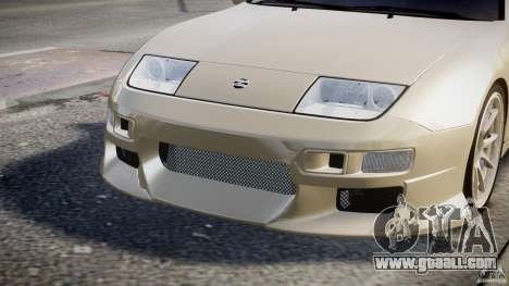 Nissan 300 ZX 1994 v1.0 for GTA 4