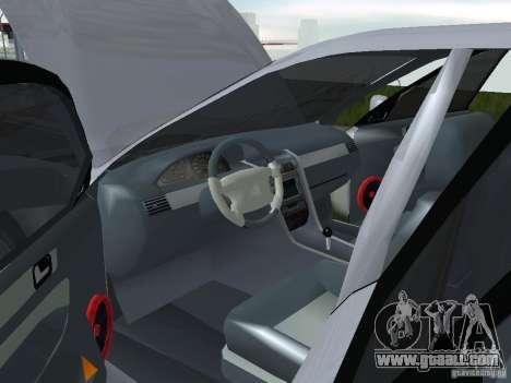 Mitsubishi Legnum for GTA San Andreas right view