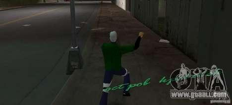 Gangnam Style for GTA Vice City