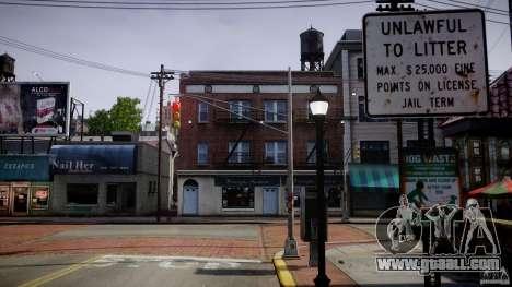 ENB Series Realistic V0.82 Modified for GTA 4 fifth screenshot
