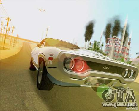 New Playable ENB Series for GTA San Andreas eighth screenshot